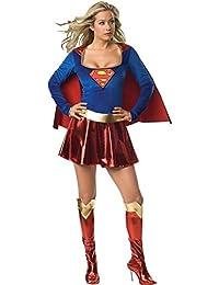 Aimerfeel déguisements superwoman taille de costume 34-36,38-40, 42-44