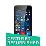 (Certified REFURBISHED) Microsoft Lumia 650 (Black, 16GB)