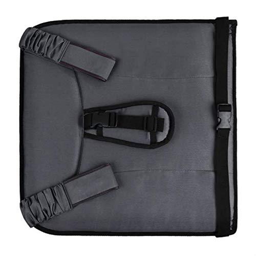 Rovtop Cinturón para Embarazada en el Coche que Protege al Bebé y la Mamá Embarazada del Cinturón Ajustable para Mujer- Negro