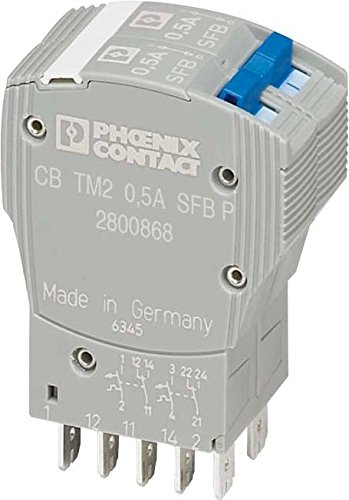 PHOENIX CB TM2 10A SFB-P - INTERRUPTOR PROTECCION ELECTRONICO CB TM2 10A SFB-P