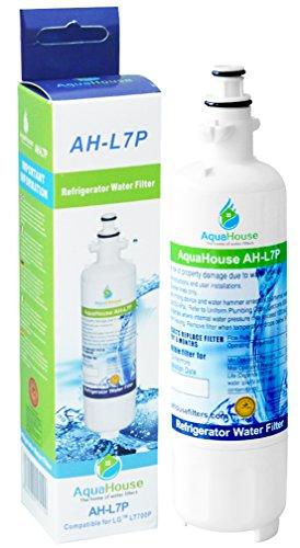 AquaHouse AH-L7P kompatibel Wasserfilter für LG Kühlschrank LG LT700P, ADQ36006101, ADQ36006102, 048231783705, Sears / Kenmore 9690, 46-9690 -