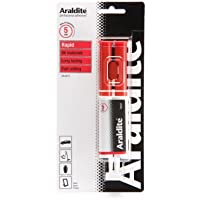 Araldite ARA-400007 - Pegamento de dos componentes (tamaño: 24ml)