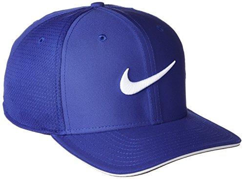 Nike classic99Mesh Golf Cap, Herren, Herren, Classic99 Mesh, Blau (512)