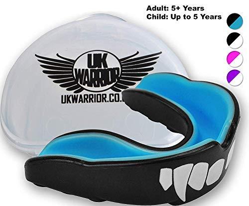 Protector bucal UK Warrior