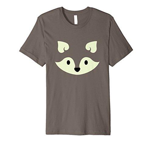 Fox Halloween-Kostüm Shirt Cute Funny für Damen Herren Kinder