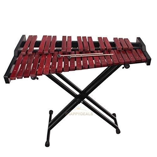 Mazzuole professionali per xilofono marimba con manico in legno d'acero