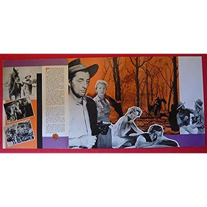 Dossier de presse de Les horizons sans frontières (1960) – 32 x 72 cm Film de Fred Zinnemann avec Deborah Kerr, Robert Mitchum, Peter Ustinov – Photos N&B + résumé du scénario - Bon état.