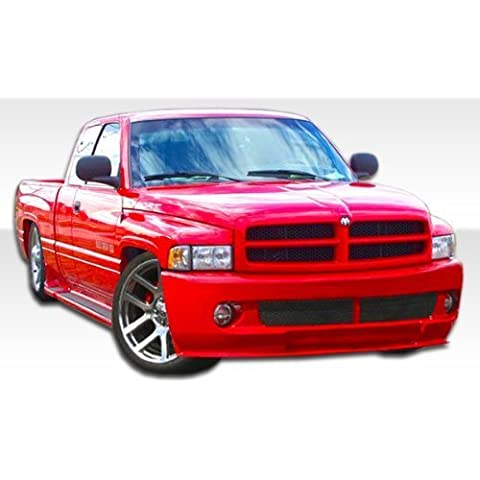 Dodge 1994-2001 Ram Duraflex SRT Look Front Bumper, 1 pezzo da (1994 2001 Dodge Ram)