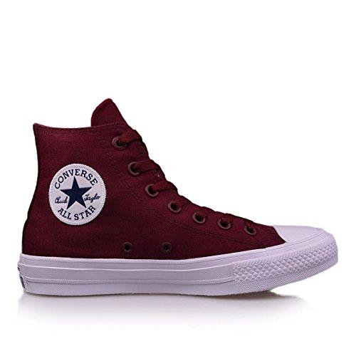converse-ct-ii-hi-a-collo-alto-uomo-rosso-deep-bordeaux-white-navy-38-eu