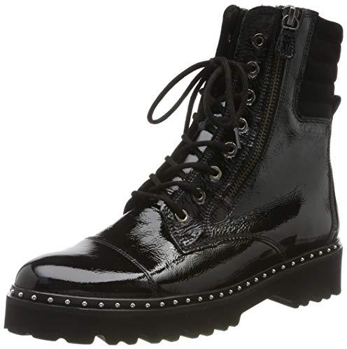 Gabor Shoes Damen Fashion Stiefeletten, Schwarz (Schwarz (Nieten) 97), 36 EU