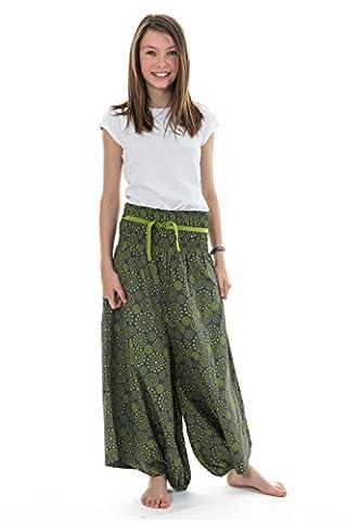 - Sarouel jupe ado elastique - S - (10 ans à 16 ans)