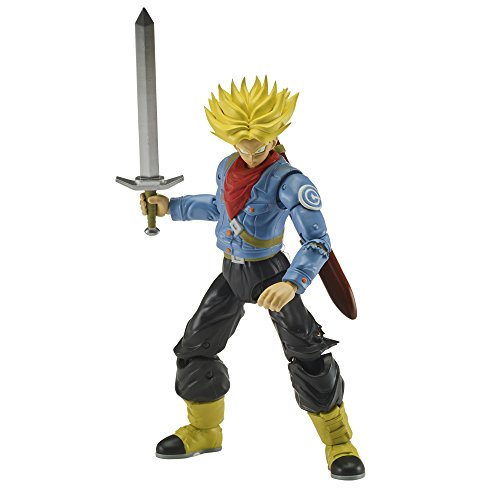 Dragon Ball Deluxe Figure SS Future Trunks (Bandai 35862)