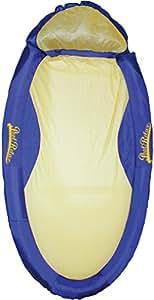 Luftmatratze RELAX gelb/blau
