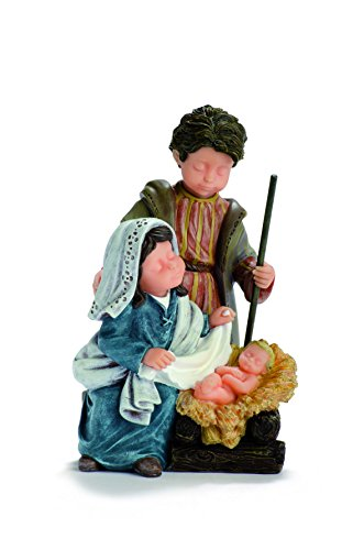 Nadal Decorative Figure Small Mystery, Resin, 10.00x9.50x14.00 cm