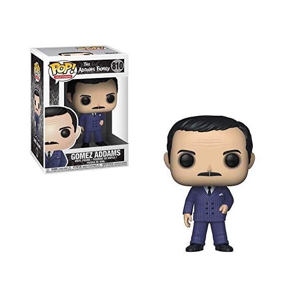 Funko Pop Gomez (Familia Addams 810) Funko Pop Familia Addams