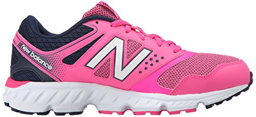 New Balance W675 Large Synthétique Chaussure de Course Pink/Navy