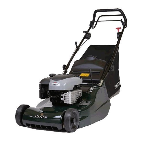 Professionals or anyone with a large garden looking for a high-performance and reliable self-propelled mower can count on the Hayter Harrier-48 Rear Self Propelled Lawnmower.