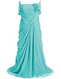 Abendkleider tiffany blau