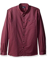 Fred Perry Men's Micro Stitch Shirt
