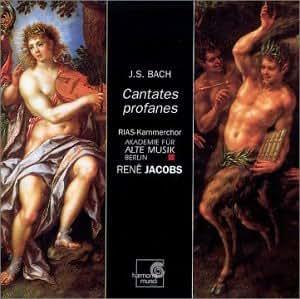 Bach : Cantates profanes BWV 201, 205 & 213