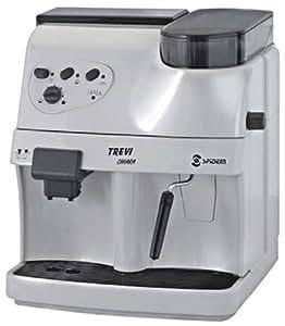 Spidem RI9732/82 Kaffeevollautomat TREVI CHIARA / 15 bar / 1,7 l Wasserbehälter / Dampfdüse / hellgrau
