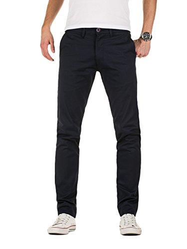 Yazubi Homme Élégant Pantalon Chino Dus