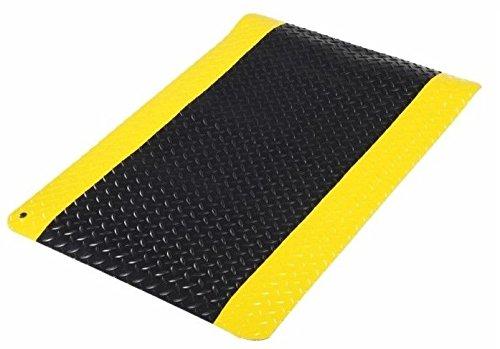 Elimistat® ESD Anti-Ermüdungsmatte mit 10 mm-Noppen, statisch ableitend, antistatisch WITH Optional Grounding Kit: Cord+Plug 600 x 1500mm -