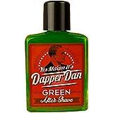Dapper Dan After Shave Green 100 ml Heilt kleine Rasurwunden, kühlt & pflegt