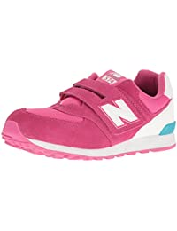 New Balance Unisex Kids' 574 Hook and Loop High Visibility Low-Top Sneakers
