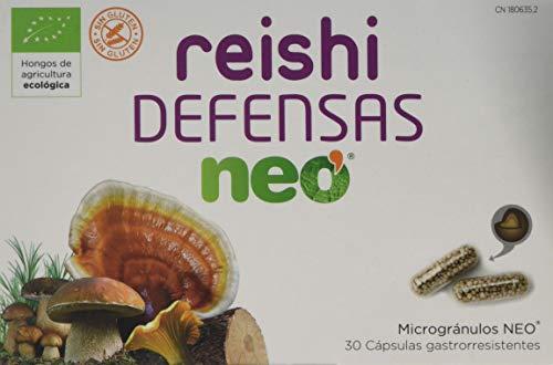 Reishi Neo Defensas, Complemento Alimenticio, 30 Cápsulas