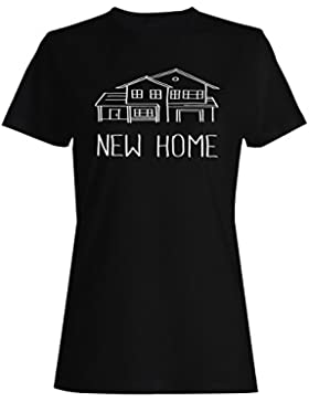 Nuevo Hogar camiseta de las mujeres n527f
