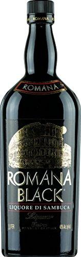 Romana Black Liquore Di Sambuca Cl 100