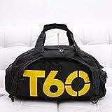 RANBAOBAO Damen Reisetasche Freizeit Handgepäck Taschen Große Kapazität Multifunktionssport Rucksack Schulter Crossbody Tasche