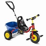 Puky CAT 1 L Kinder Dreirad rot/gelb