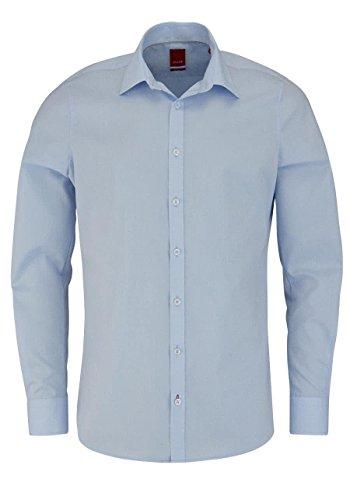 Pure Herren Business Hemd, Größe XS, Farbe Blau