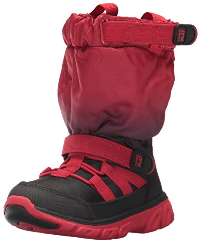 Stride Rite Couleur Rouge Red/Black Fade Taille / 0 Us