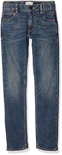 Quiksilver distorsione Jeans da ragazzo, taglia M, colore: blu, taglia: 12 anni (taglia del produttore: 26/12)