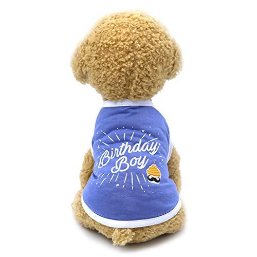 Hundekleidung Hundebekleidung Haustierkleidung Hund Kleidung Hawkimin Neue Niedliches Muster Großbuchstaben Druck Nette Kleine Hundeweste Bekleidung Klein Mittlere Hunde/Katzen (Basketball Kostüm Muster)