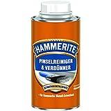 AKZO NOBEL (DIY HAMMERITE) Pinselreiniger und Verdünner 0,250 L, 5087652