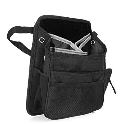 Preisvergleich Produktbild ToxTech Auto Rücksitz Organizer, Multi Pocket Spielraum Speicher Beutel Heavy Duty Kühle Wrap Flaschen Beutel Taschen Rücksitz Organizer Halter für Baby Reise Accessoires