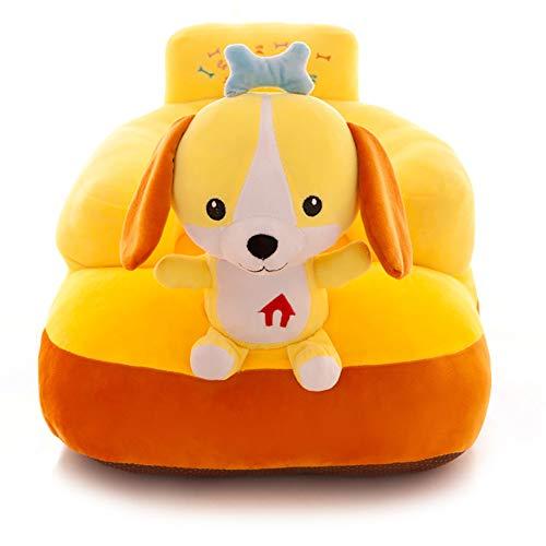 GIRISR Sessel Schlafsofa Für Kinder Sitzsäcke Kissen Sofa Sofakissen Hocker Sitzkissen Bodenkissen Füllung Möbel,Dog