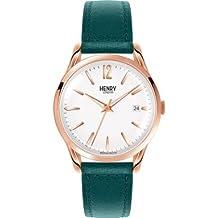 Henry London HL39-S-0132 Reloj de Mujer (Reacondicionado Certificado)