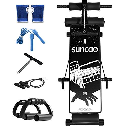 Anpassung Falten Sit Up Bank Ab Bauch Crunch Trainingsbrett Bauch Ab Bench Crunch Sit Up Training Gym (Ab Crunch Und Sit Up Bank)