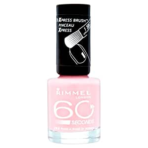 Rimmel 60 Seconds Nail Polish, Ring A Ring O Roses