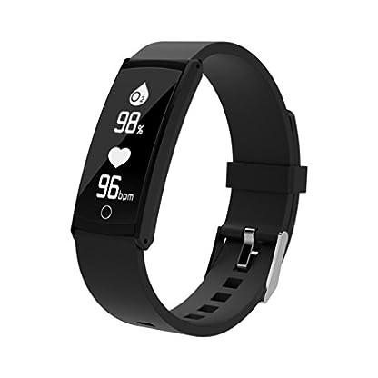 Voberry-Smart-WatchSport-Fitness-Aktivitt-Herzfrequenz-Tracker-Blutdruck-Uhr
