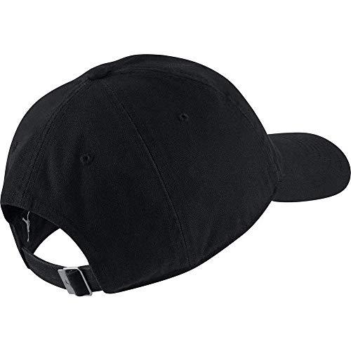 Imagen de nike ar2117 hat, unisex adulto, black, talla única alternativa