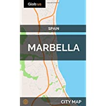 Marbella, Spain - City Map