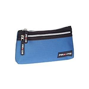 PRODG- Pro¦DG Estuche portatodo Plano, Color Azul, 22 cm (Karactermanía 56512)