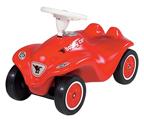 BIG - 80 005 6200 - Porteur - Big New Bobby car rouge