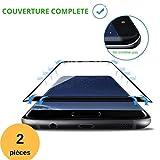 SAGPAD (2 Pack) Verre trempé pour Samsung Galaxy Note 9 intégral 3D Garanti 2 Ans-...